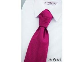 Chlapecká regata PREMIUM + kapesníček 579-9540 Fuxiová (Barva Fuxiová, Velikost 0, Materiál 100% polyester)