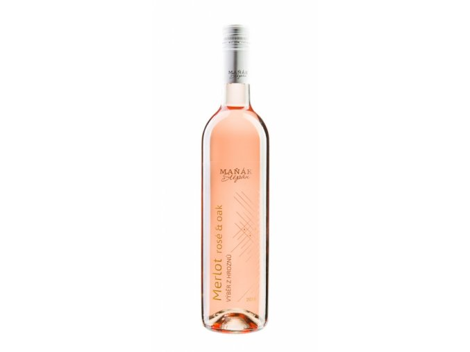 Merlot rosé 1842 ŠM
