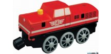 Mašinka - Elektrická lokomotiva, dieslová Maxim