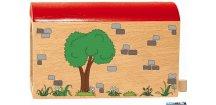 Tunel - Cihlový se stromy Woody