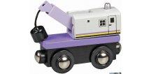 Vagónek - Železniční jeřáb Maxim