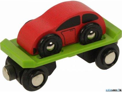 Vagónek - S autem Bigjigs
