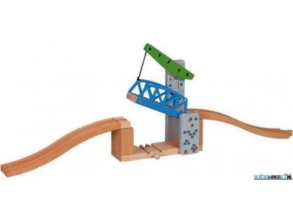 Most - Padací s nadjezdy Maxim