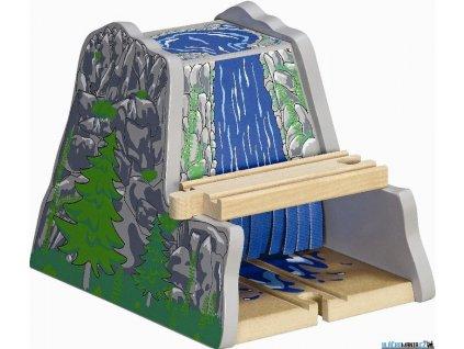 Tunel - S vodopádem Maxim
