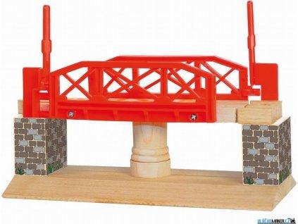 Most - Otáčecí Woody