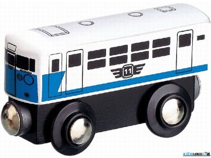 Vagónek - Osobní moderní Maxim