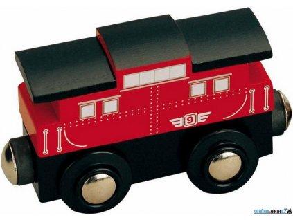 Vagónek - Poštovní Maxim