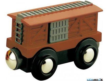 Vagónek - Dobytčák Maxim