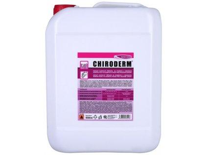 Chiroderm 5 l dezinfekční roztok na ruce
