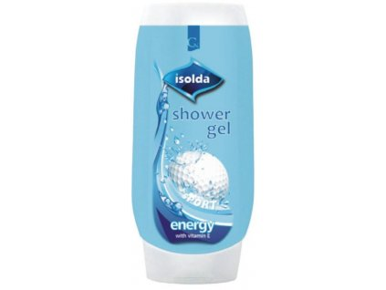 ISOLDA sprchovy gel energy 500ml