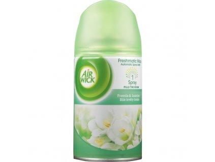 Air Wick Freshmatic white Flowers bílé květy náhradní náplň 250 ml