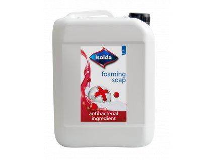 Isolda penove mydlo s antibakterialni prisadou 5l