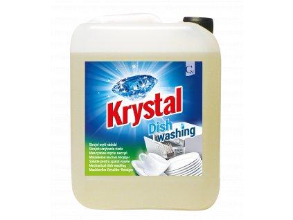 Krystal strojní mytí nádobí 5l
