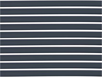 LEWI Guma náhr. pro okenní stěrku HARD 105cm, 11018