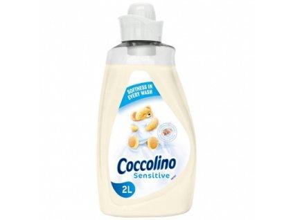 Coccolino bílá sensitive 1,8l