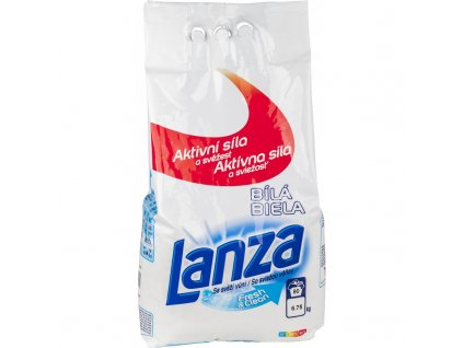 Lanza Fresh & Clean Bílá 6,3 kg