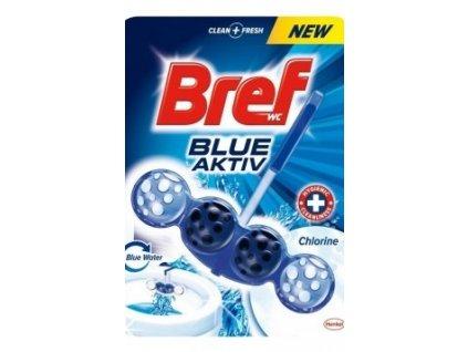 Bref Blue Aktiv WC blok 50 g