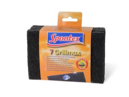Spontex 7 Grillmax ploche dratenky