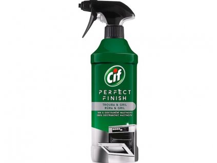 Cif Perfect Finish čistič na trouby a grily 435 ml