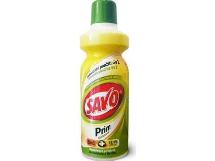 Savo Prim Květinová vůně dezinfekční přípravek 1,2L