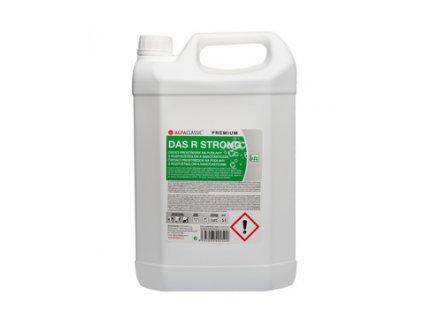 DAS R STRONG PREMIUM, 5 l, čisticí prostředek na podlahy s rozpouštědlem