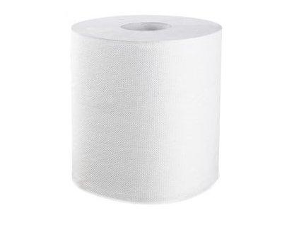 Papírové ručníky v rolích FLEXI MAXI, 100%CEL., 1 vrst., v.20cm, pr.20cm, 270 m, bal.6rolí