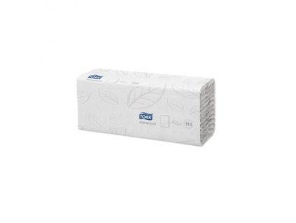 tork skladane papirove rucniky 2 vrstve recykl 31x24 8 cm 20 bal 2400ks kt