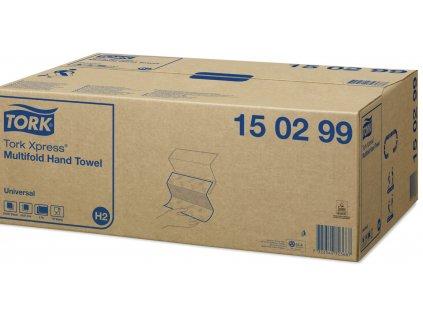 TORK Xpress® papírové ručníky Multifold