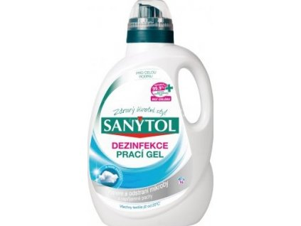 sanytol prací gel 1,65