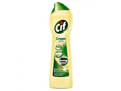 Tekutý písek Cif 500 ml lemon