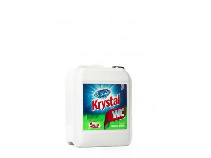 krystal 5l zeleny na wc