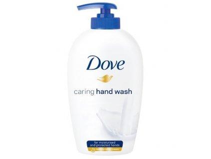 Dove Original krémové tekuté mýdlo s dávkovačem 250 ml