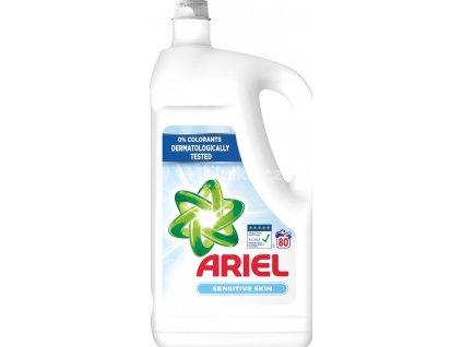 Ariel gel Sensitive Skin 80 PD 4,4 l