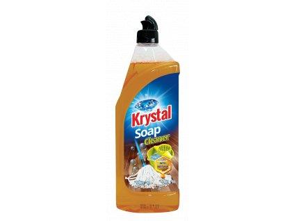 Krystal mýdlový čistič se včelím voskem 750 ml