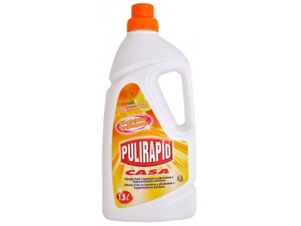 PULIRAPID CASA s vůní citrusu 1500 ml čistící prostředek