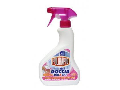 PULIRAPID DOCCIA 500 ml čistič na sprchy a obklady.