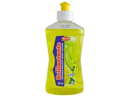 MADEL BRILLANTANTE LEMON 250 ml leštidlo do myčky