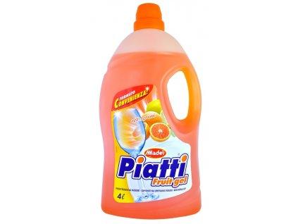 MADEL PIATTI FRUIT GEL AGRUMI 4l prostředek na nádobí