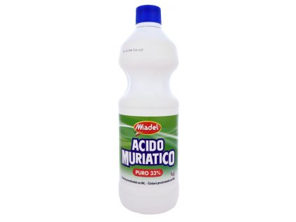 MADEL ACIDO MURIATICO 33% 1000 ml čistič WC