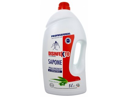 DISINFEKTO SAPONE 5000 ml antibakteriální mýdlo
