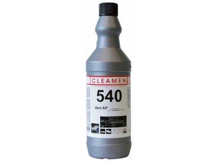 Cleamen 540 dezinfekce AP alkoholový na předměty 1 l