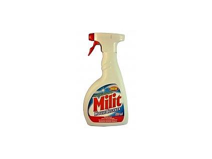 MILIT domácí čistič 500ml s rozprašovačem