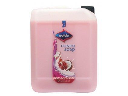 Isolda granátové jablko tekuté mýdlo  5 l