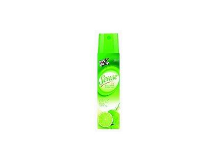 SENSE osvěžovač spray 300ml CITRUS (LIME)