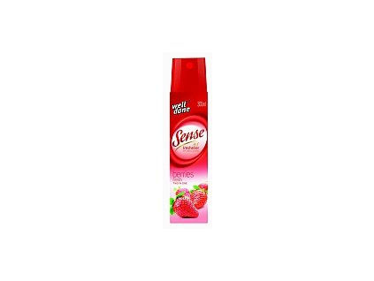 SENSE osvěžovač spray 300ml BERRIES