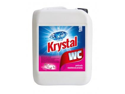 krystal růžový 5l