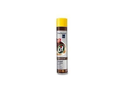 CIF WOOD POLISH HNĚDÉ 400ml spray