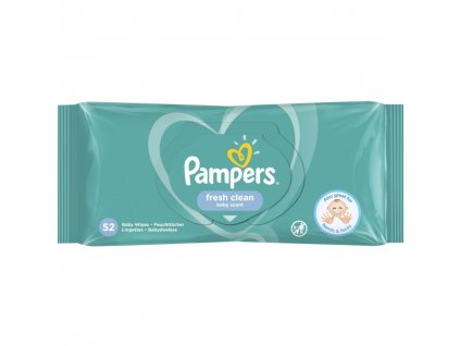pampers fresh clean 52