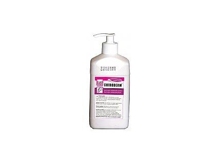 CHIRODERM tek. mýdlo s antibakt.přísadou 500ml