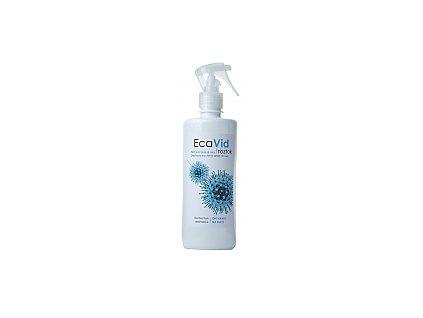 EcaVid roztok dezinfekce rukou 500ml rozprašovač